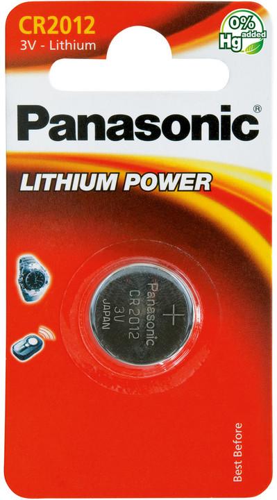 Panasonic baterie CR-2012 1BP Li