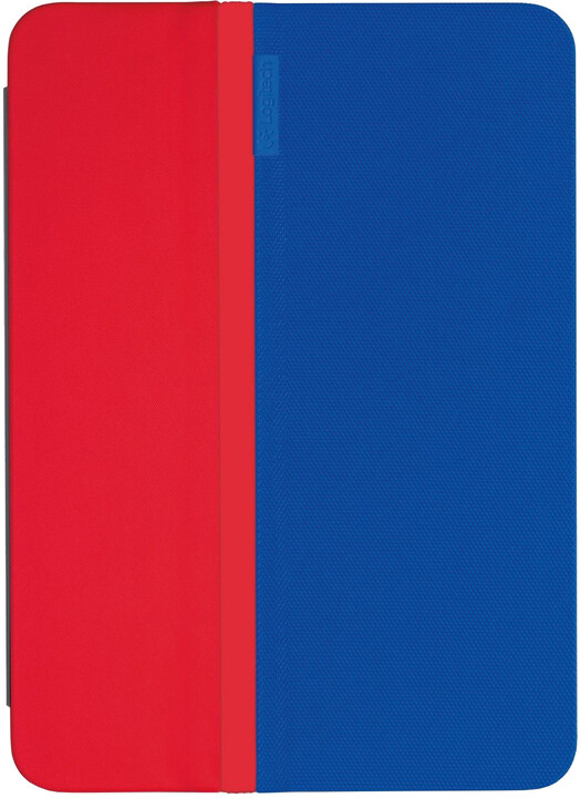 Logitech Any Angle pouzdro na iPad mini, modro-červená