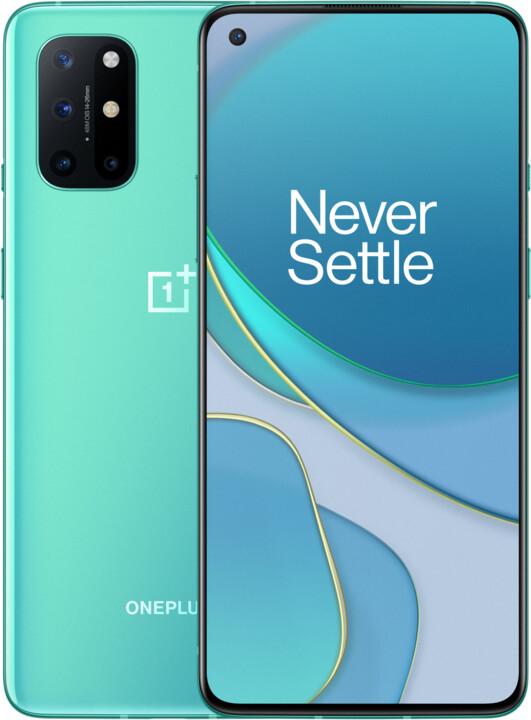 OnePlus 8T, 8GB/128GB, Aquamarine Green