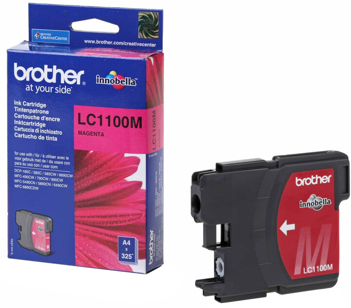 Brother LC-1100M, magenta
