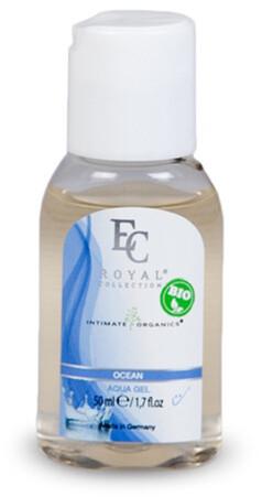 Lubrikační gel Intimate Organics BIO, Aqua Ocean, 50 ml