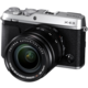 Fujifilm X-E3 + XF18-55 mm, stříbrná