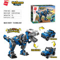 Hračka Qman Unlimited Ideas: Mechanická technologie (4803), sada 3v1