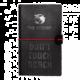 Zápisník The Witcher - Don't Touch Roach, pevná vazba, koženkový obal