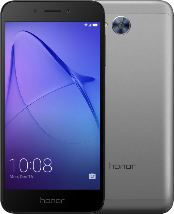 Honor 6A, šedá