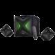 Fenda F&D F550X, černá  + Voucher až na 3 měsíce HBO GO jako dárek (max 1 ks na objednávku)