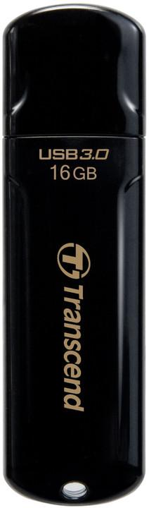 Transcend JetFlash 700 16GB černá