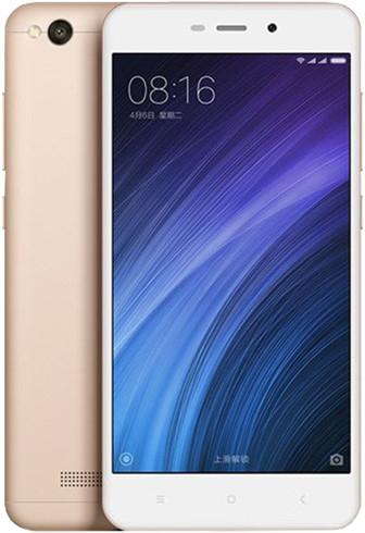 Xiaomi RedMi 4A LTE, - 32GB, zlatá