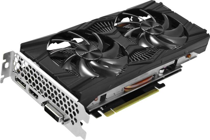 Gainward GeForce GTX 1660 Ghost OC, 6GB GDDR5