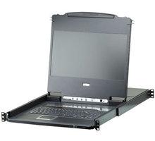 "ATEN konzole CL6708MW - DVI, DP, USB, 17,3"" LCD, UK klávesnice - CL6708MW-ATA-2XK06UG"