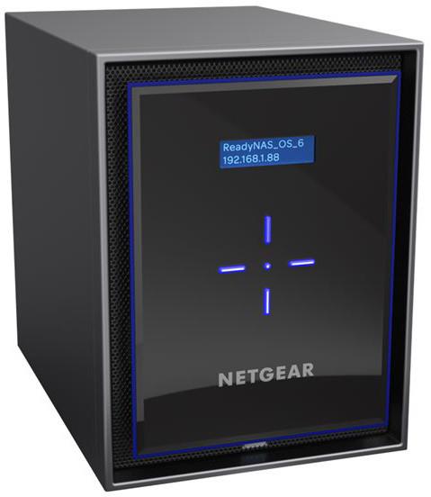 NETGEAR ReadyNAS 426 12TB (6x2TB)