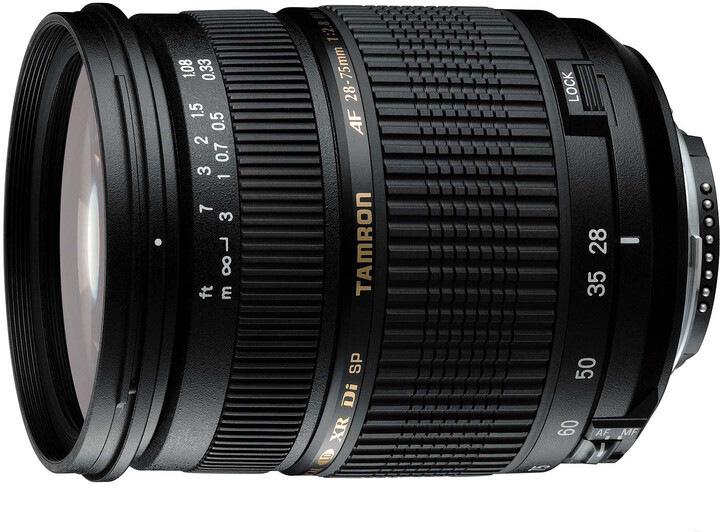 Tamron AF SP 28-75mm F/2.8 Di pro Sony