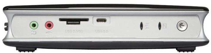 Zotac ZBOX-BI324, černá
