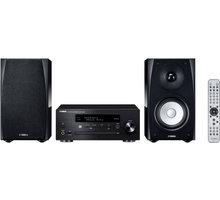 Yamaha MCR-N570D, MusicCast, černá