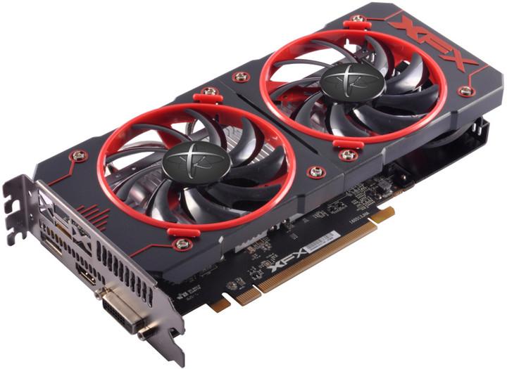 XFX Radeon RX 460 DD, 4GB GDDR5