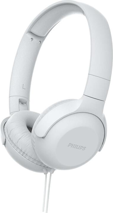 Philips TAUH201, bílá
