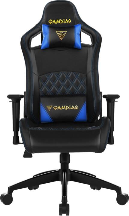 GAMDIAS Aphrodite EF1, černá/modrá