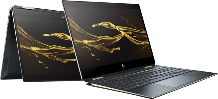 HP Spectre 13 x360-ap0020nc, modrá + ON Site záruka