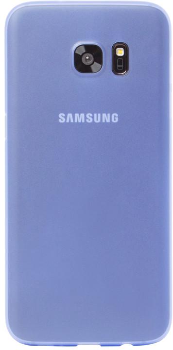 EPICO Plastový kryt ESPERIA pro Samsung Galaxy S7 edge ULTRATHIN MATT - modrý