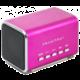 Technaxx Midi MusicMan, růžová  + Voucher až na 3 měsíce HBO GO jako dárek (max 1 ks na objednávku)