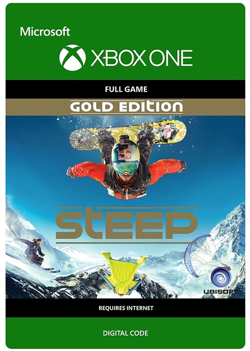 Steep: Gold Edition (Xbox ONE) - elektronicky