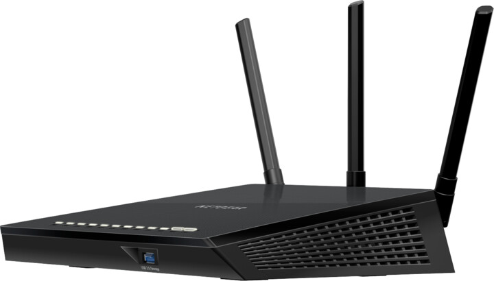 NETGEAR Smart WiFi Router R6400, AC1750