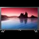 LG 32LK610BPLB - 80cm  + Klávesnice s touchpadem C-TECH WLTK-01, bezdrátová (v ceně 499 Kč) (philips)