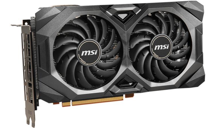 MSI Radeon RX 5700 XT MECH OC, 8GB GDDR6