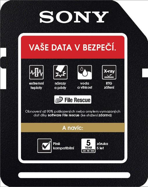 Sony Micro SDHC SR8UYA 8GB Class 10