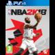 NBA 2K18 (PS4)  + Voucher až na 3 měsíce HBO GO jako dárek (max 1 ks na objednávku)