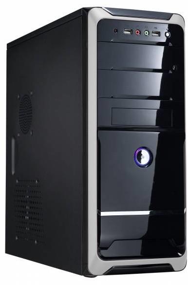 Eurocase X317, černá
