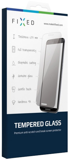 FIXED ochranné tvrzené sklo pro Samsung galaxy Ace 4, 0.33 mm