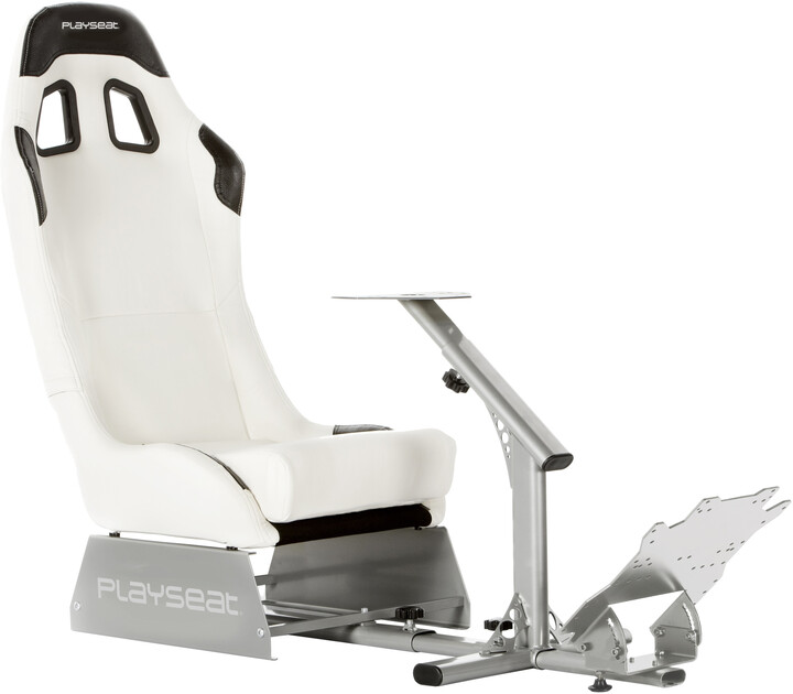 Playseat Evolution, bílá