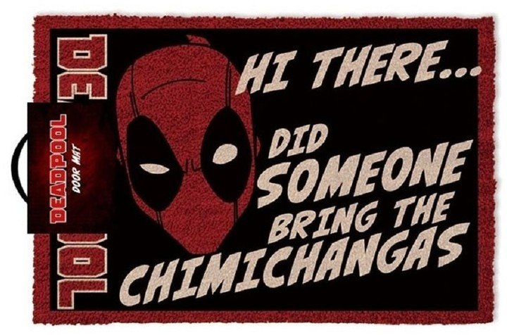 Deadpool - Chimichangas