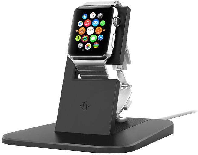 TwelveSouth HiRise stojan pro Apple Watch - Černá