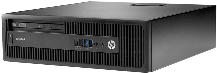 HP EliteDesk 705 G3 SFF, černá
