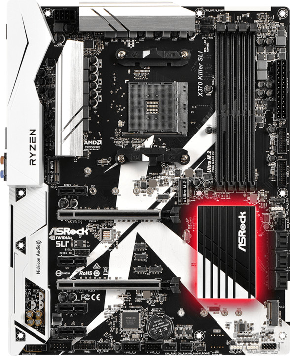 ASRock X370 Killer SLI - AMD X370