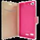 FIXED flipové pouzdro pro Lenovo Vibe X2, růžová