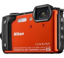 Nikon Coolpix W300, oranžová