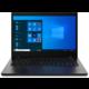 Lenovo ThinkPad L14 Gen 1, černá Servisní pohotovost – vylepšený servis PC a NTB ZDARMA