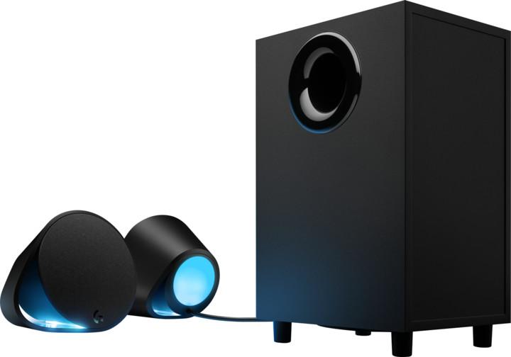 Logitech G560, PC, 2.1, černá