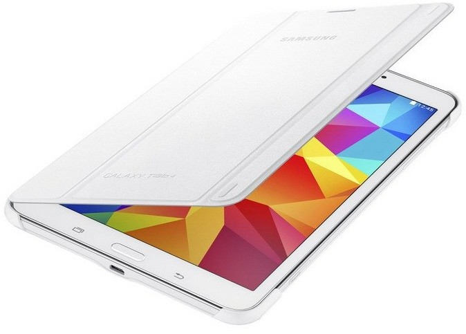"Samsung polohovací pouzdro EF-BT330B pro Galaxy Tab4 8"" (T330), bílá"