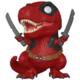 Figurka Funko POP! Deadpool - Dinopool