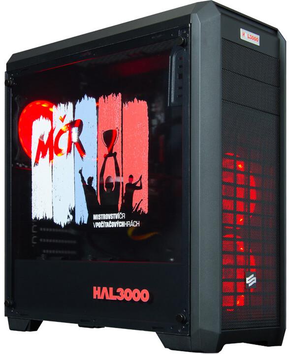 HAL3000 MČR Finale Pro XT , černá