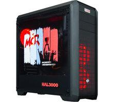 HAL3000 MČR Finale Pro XT , černá - PCHS2358