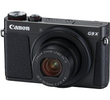 Canon PowerShot G9X Mark II, černá - 1717C002