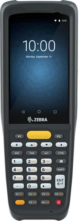 Zebra Terminál MC2700 - 2D, SE4100, BT 5.0, Wi-Fi, NFC, GMS, 3/32GB