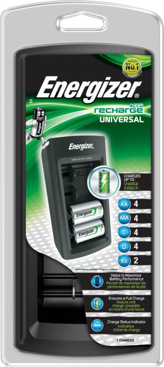 Energizer univerzální nabíječka LCD panel