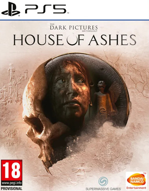 The Dark Pictures Anthology: House Of Ashes (PS5)