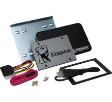 "Kingston Now UV500, 2,5"" - 480GB + bundle"